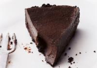 tarta suave de chocolate