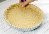 masa para tartas sin gluten